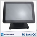 LED Computer Monitor 15 Inch Ture Flat Screen PCAP Touch Screen Monitor