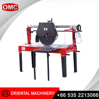 Laizhou Oriental Machinery Big Blade Sandstone Block Cutter Machine