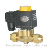 normally open solenoid valve Liquid Gas, Air, Water and Oil