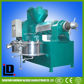 Hot sale! 6YL-165 Automatic oil extruder machine/soybean oil extruder