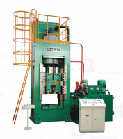 Metal Cold Extruding Hydraulic Press Machine