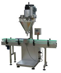 Tea powder filling packaging machine price/powder auger filler