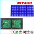 High quality Waterproof 32*16 Outdoor P10 Blue LED Display Module