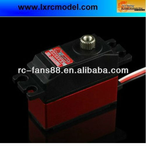 Power HD 3688MG 29g/ 3Kg/ .06sec Metal Gear High Speed Digital Servo 3688MG servo(450-550 class heli tail servo)