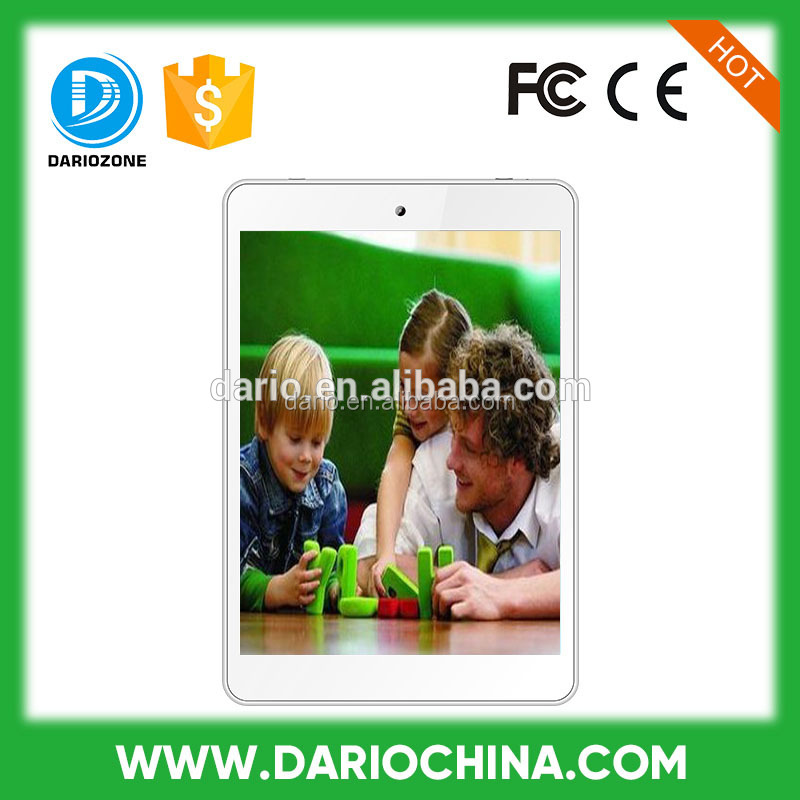 7.85 inch Tablet PC Android 5.1 Operating System Children learning Tablet