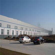 Metal construction materials light steel structure / Prefabricated Light Steel structure building