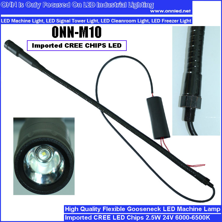 M10A magnet 24v driver external screw fixed led work spot light