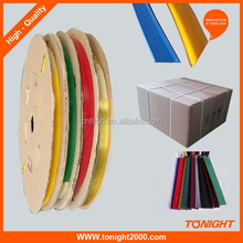 TLTY-5 china alibaba J type plastic coated trim