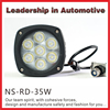 NSSC super bright New 35w led motorcycle light motorcycle led driving lights