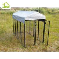 China Supplier Superior Quality Dog Kennel Fence Panel Durable In Use