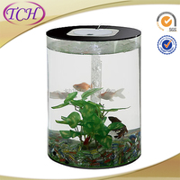 Low Cost High Quality Acrylic Coffee Table Aquarium