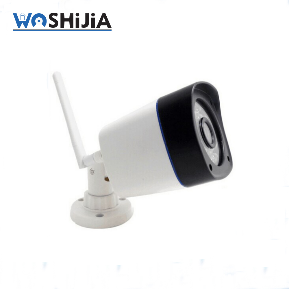 Outdoor wifi bullet ip camera with audio wifi alarm motion detection oem cctv security camera