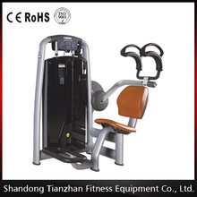 High Quality GYM USE Abdominal Crunch Machine /Fitness equipment From Tianzhan Fitness