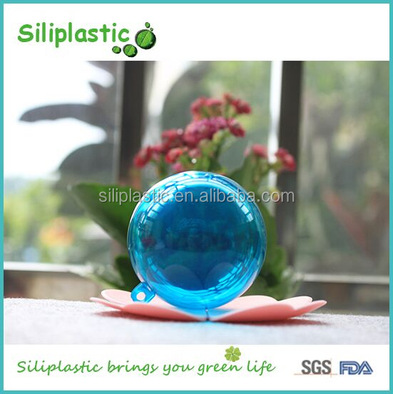 New Product Round Blank Christmas Ornament for Wedding Decoration