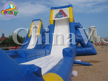 biggest inflatable water slide hippo water slide for adults