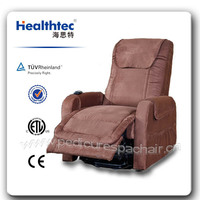 small recliner chair reclining bar chair with footrest rattan reclining chair