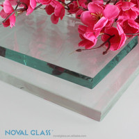 8.38mm low iron Glass with Best PVB Film