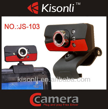 Real usb 2.0 webcam, high quality infrared usb pc camera