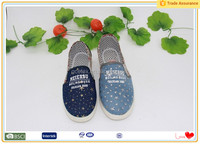 Flat canvas easy buy china shoes