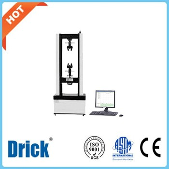 Factory direct supply: two component sealant tensile testing machine/electronic universal tensile tester/utm