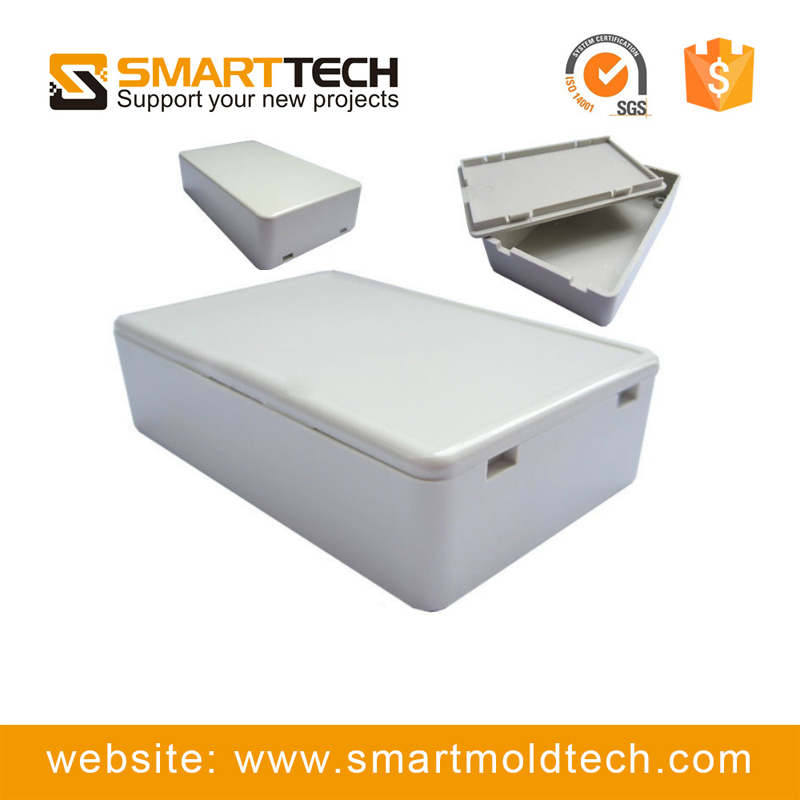 Plastic Electric switch injection molding with fire protection case