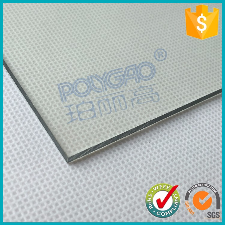 wall decoration material,clear plastic floor covering sheet,4x8 sheet plastic polycarbonate