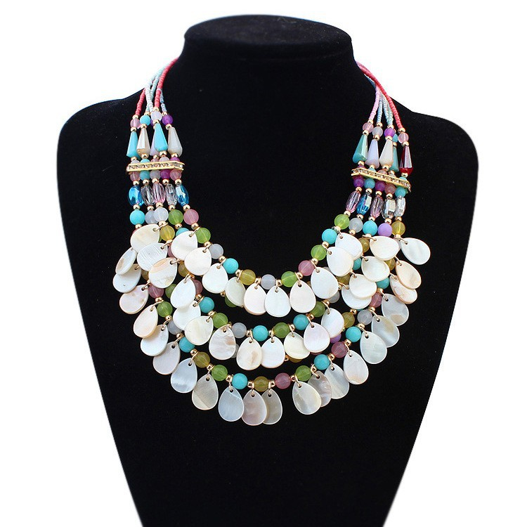 Shell Necklace Costume Jewelry Wholesale Costume Jewelry Suppliers