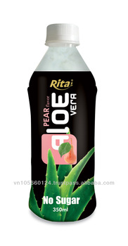 Pear Flavor No Sugar Aloe Vera Drink