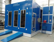 car body paint spray booth WLD6100 (Economic Type),cheap price