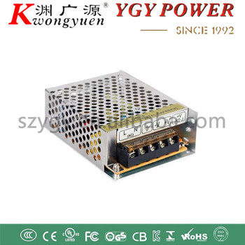 Metal box 180W power supply 12V 5A CE GS TUV FCC CCC UL Rohs approved