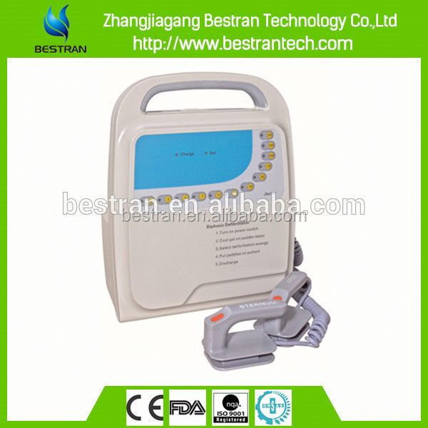 BT-8000A China factory sale emergency equipment portable nurse training defibrillator