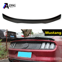 Rear boot trunk spoiler GT carbon fiber wings for Ford Mustang EcoBoost