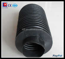 round bellow cover for rubber threaded rod and milling machine tools