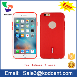 Kodcent Blank sublimation cover for iphone 6 OEM phone case