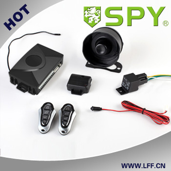 auto security one way car alarm system for Middle East market