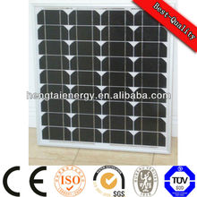 HTSP solar panels for apartments with bypass diode