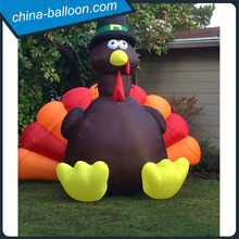 thanks giving inflatable turkey for advertising for sale