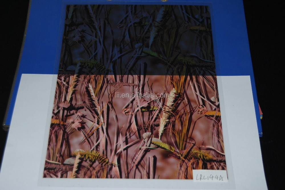 New Camo Pattern Water Transfer Printing Film ,Hydrographic Film,100cm Width No.LRC144A