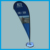 Custom advertising teardrop banner