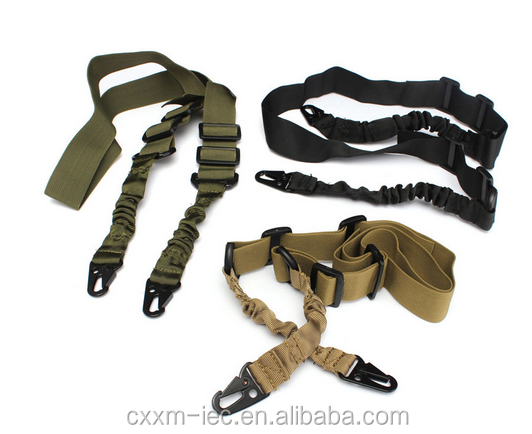 tactical nylon army Rifle gun sling Suspender
