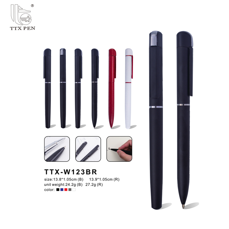 2018 Wholesale promotional Top quality new senior business sign gift pen parker pen