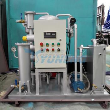 Online Turbine Oil Purifier ,Hydraulic Oil Filtration Machine