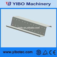 Yibo Hot Sale Z Bar Roll Forming Steel Purlin