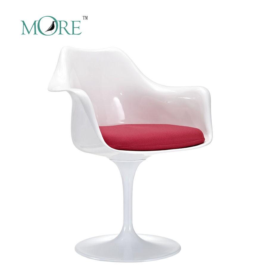 Replica eero saarien tulip armchair best quality tulip chair dining chair home furniture buy - Tulip chair replica ...