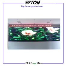"Hot sale,New products 4K 55"" display 1.8mm super narrow bezel tiled video wall display with Original Samsung LG"