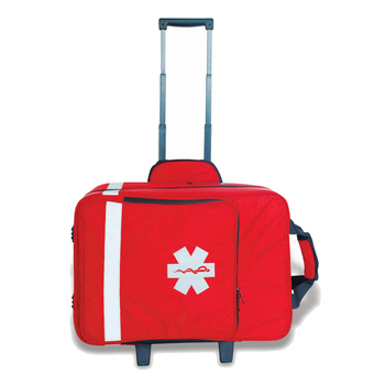 Durable Nylon oxford Emergency Trolley Medical Bag First Aid Kit Bags