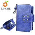 Fashion Design Metal Style Magnetic Pouch Bag Case For Iqos