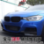 Carbon Fiber Front Lip For 12-15 BMW 3 Series F30/F35 Carbon Fiber M-Performance Style Front Splitter