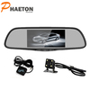 "Newest 6.86"" Smart Rearview Mirror DVR bus rearview mirror D20"
