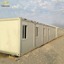 Alibaba China Cheap Prefab Container Homes Luxury Steel Structure Prefab House